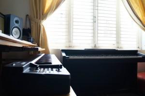 Roland Piano & Controller